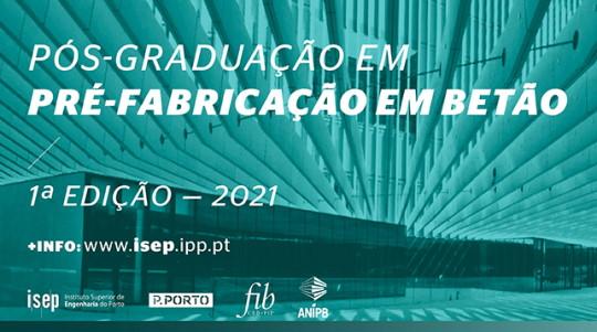 ISEP promove pós-graduação em pré-fabricação em betão