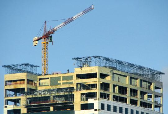 Setor da construção com perspetiva positiva de crescimento até 2023