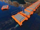 Imagem do dia: Amesterdão vai ter rede de embarcações autónomas para o transporte de pessoas e mercadorias
