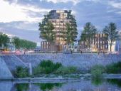 Imagem do dia: Arborescência é um edifício inspirado na estrutura das árvores