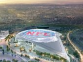 Imagem do dia: Arranca construção do estádio dos LA Rams