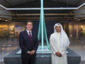 Imagem do dia: Arranca no Dubai a construção da torre mais alta do mundo