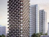 Imagem do dia: O arranha-céus Bauhaus de Tel Aviv