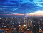 Imagem do dia: Arranha-céus envolvido em painéis fotovoltaicos será autónomo do ponto de vista energético