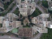 Imagem do dia: Os incríveis arranha-céus residenciais de Hong Kong
