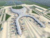 Imagem do dia: Avança construção de um dos maiores Aeroportos do Mundo