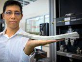 Engenheiros de Singapura criam betão ultra flexível
