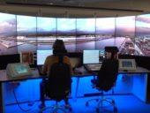 Imagem do dia: Britânicos constroem torre de controlo a 130 quilómetros de aeroporto