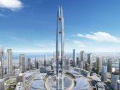 Imagem do dia: Burj Jumeira é o novo gigante do Dubai