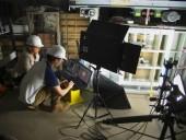 Engenheiros da Universidade de Purdue constroem câmara para a simulação de problemas geotécnicos complexos