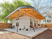 Imagem do dia: Uma casa de betão construída por 3300 Euros em menos de 24 horas