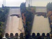 Imagem do dia: Colapso iminente da mais alta barragem dos EUA obriga à evacuação de quase 200 mil pessoas