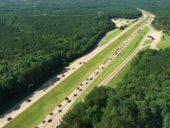 Imagem do dia: Como se forma e propaga uma onda de choque de tráfego