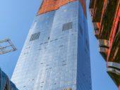 Imagem do dia: Concluída execução da estrutura da torre 15 Hudson Yards