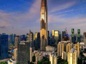 Imagem do dia: Concluído o quarto mais alto edifício do mundo