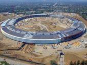Imagem do dia: Construção do Apple Campus 2 o maior edifício de escritórios do mundo