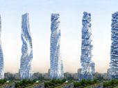 Imagem do dia: Construção de arranha-céus rotativo poderá mesmo avançar no Dubai