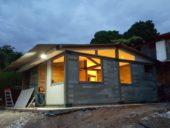 Imagem do dia: Construção de casa custa menos de 6 mil Euros