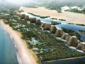 Imagem do dia: Aprovada a construção do massivo Ecoparque Mui Dinh