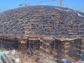 Imagem do dia: Timelapse da construção do Louvre Abu Dhabi
