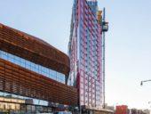 Imagem do dia: Concluída a construção do mais alto edifício modular do mundo