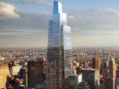 Imagem do dia: Construção de segundo mais alto arranha-céus de Nova Iorque arranca em Manhattan