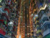 Imagem do dia: Um estudo da densidade urbana das metrópoles asiáticas
