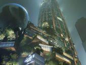 Imagem do dia: Edifício de 360 metros de altura incorpora estrutura de Glulam