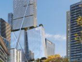 Imagem do dia: Edifício na Austrália terá cobertura inspirada em hélice