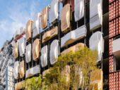 Imagem do dia: Um edifício com fachadas dimensionadas por 5 gabinetes diferentes