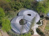 Imagem do dia: Um edifício em forma de fita de Möbius na China