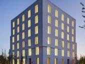 Imagem do dia: Um edifício 100% passivo sem sistemas de aquecimento ou ventilação
