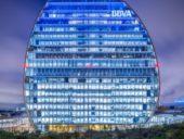 Imagem do dia: O incrível edifício-sede do BBVA em Madrid