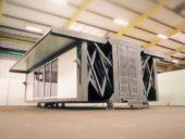 Imagem do dia: Britânicos criam edifícios auto desdobráveis