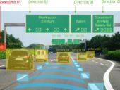 Engenheiros alemães desenvolvem sistema para orientação de veículos autónomos em zonas com obras rodoviárias