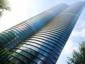 Imagem do dia: Espira de Londres será o mais alto edifício residencial da Europa