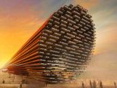 Imagem do dia: Revelada singular estrutura do pavilhão do Reino Unido para a Expo 2020