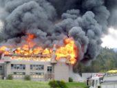 Avaliação de estruturas de betão danificadas pelo fogo através de varrimento laser