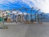Projeto e construção de estruturas de Engenharia Civil com materiais recuperados