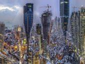 Imagem do dia: A evolução morfológica desconstrutiva das nossas cidades