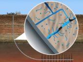 Resolvendo a fissuração do betão armado através do uso de cimento auto reparador