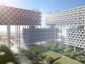 Imagem do dia: Gabinete dinamarquês projeta edifícios sobre estacas em Miami