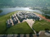 Imagem do dia: Gabinete Zaha Hadid projeta complexo escolar em Jiangxi