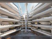 Imagem do dia: Gabinete Zaha Hadid projeta parque tecnológico em Moscovo