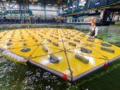 Imagem do dia: Holandeses querem construir ilhas flutuantes com 5 quilómetros de comprimento