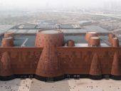 Imagem do dia: A incrível estrutura do Exploratório de Tianjin