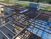 O uso de inibidores de corrosão não-tóxicos em estruturas metálicas