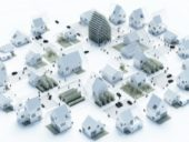 Imagem do dia: Inovador modelo suburbano sustentável será aplicado pela primeira vez na Holanda