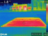 Primeiros testes com lajes de betão armado condutor de eletricidade em aeroporto dos EUA