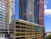 Imagem do dia: Australianos constroem maior edifício comercial de madeira